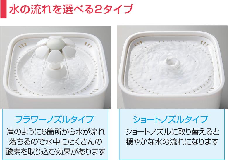 ペット用水飲み器